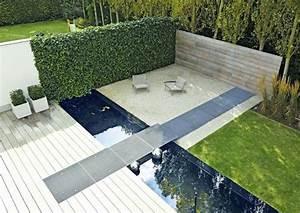 Kleiner Pool Für Terrasse : sch ner sitzplatz mit wasser und sichtschutz gartengestaltung pinterest garten mit pool ~ Orissabook.com Haus und Dekorationen