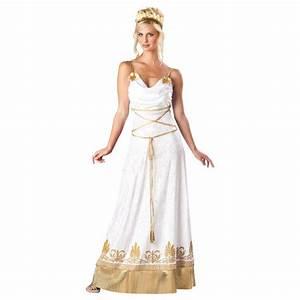 Grecian Goddess Greek Athena Aphrodite Hera Costume