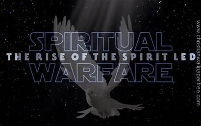 Spiritual Warfare Spirit Led Rise Christian Px