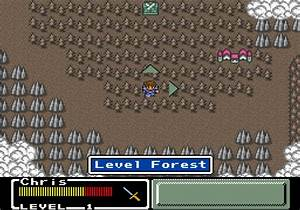 Final Fantasy Mystic Quest USA ROM