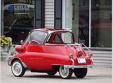 1957 BMW, Isetta Convert Copley Motorcars