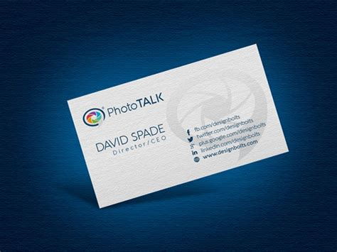 logo business card design