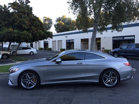 2015 S63 Amg Coupe by My 2015 S63 Amg Coupe Edition 1 Mbworld Org Forums