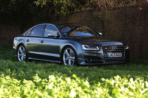 2015 Audi S8 Test Drive And Review