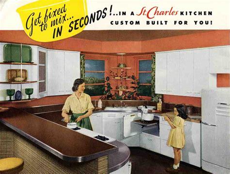 steel kitchen cabinets history design  faq retro