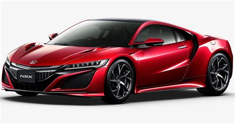 Acura Nsx 2018 Review Msrp Price, Interior, Mpg Automigas