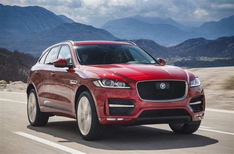 2016 Jaguar Fpace 20d Review Review Autocar