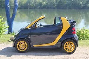 Smart Fortwo Cabriolet Occasion : essai smart fortwo mhd cabriolet cab 39 de poche ~ Medecine-chirurgie-esthetiques.com Avis de Voitures