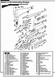 Remington 597 Trigger Assembly Diagram