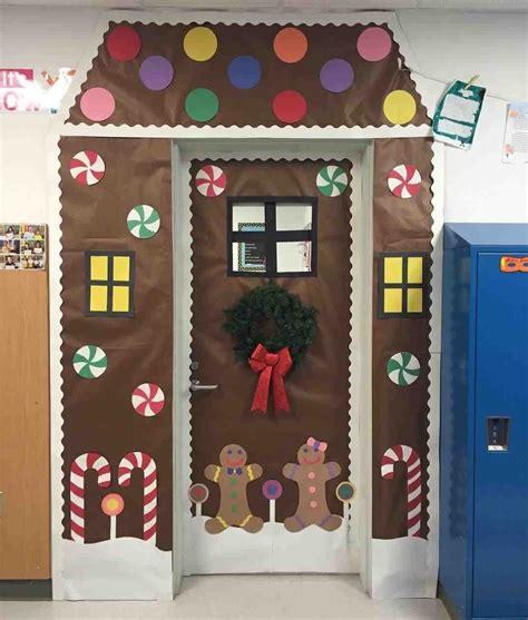 gorgeous classroom christmas door decorating contest