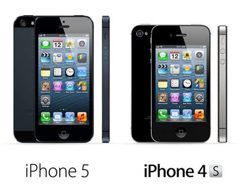 iphone 4s vs iphone 5 iphone 5 vs iphone 4s should you upgrade redmond pie