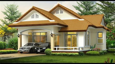 Beautiful Bungalow House With Plans