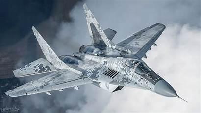 Mig Jet Fighter Aircraft Mikoyan Fighters Warplane