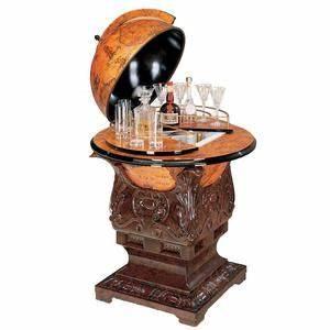 Globus Mit Bar : zoffoli barglobus art 71 14 mit k hlschrank ~ Sanjose-hotels-ca.com Haus und Dekorationen