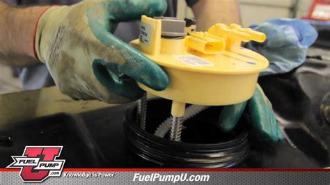 install fuel pump em    dodge ram