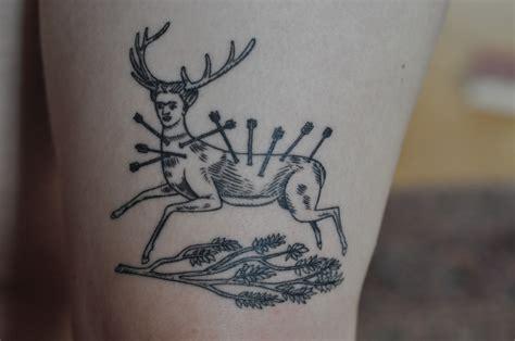 frida kahlos wounded deer  sean arnold  alchemy