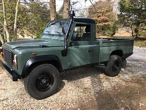 1990 Land Rover Defender 110 Hcpu Lhd 2 5td For Sale