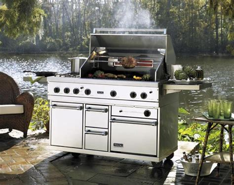 Outdoor Grill Pictures and Ideas
