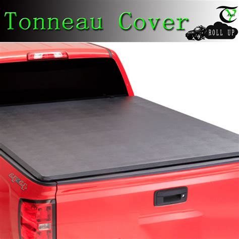 s10 bed cover for 94 04 chevrolet s10 gmc s15 6 bed lock roll