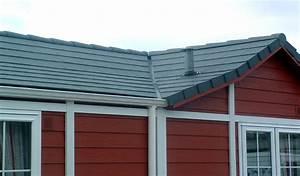 Gartenhaus Dach Neu Decken : dachplatten in schieferoptik aus kunststoff von zierer ~ Buech-reservation.com Haus und Dekorationen