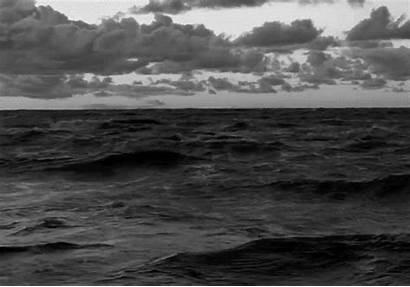 Waves Ocean Wave Gifs Sea Dark Calm