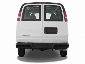 Image  2008 Chevrolet Express Cargo Van Rwd 2500 135 U0026quot  Rear