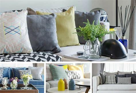 how many throw pillows on a sofa 35 sofa throw pillow exles sofa décor guide
