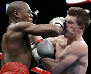 Floyd Mayweather Boxing Fight