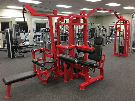 Muscle D Compact 5 Stack Jungle Gym (discontinued) Primo