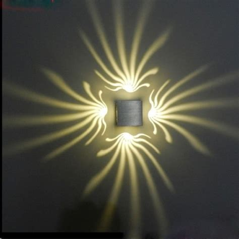 modern indoor led wall lights fixture wall sconce lighting