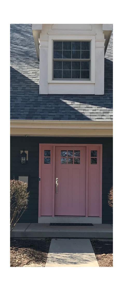 paint  trim   front door   color