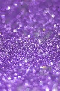 Sparkle Purple Glitter Color