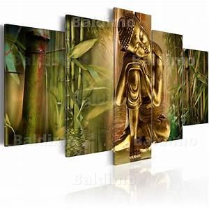 Bilder Xxl Leinwand : leinwand bilder xxl fertig aufgespannt bild buddha 020113 228 ebay ~ Frokenaadalensverden.com Haus und Dekorationen
