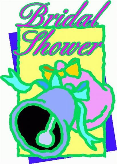 Shower Clip Bridal Clipart Clipartion