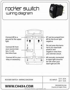 2  12 Volt Switch Wiring Most Spst Toggle Switch Wiring