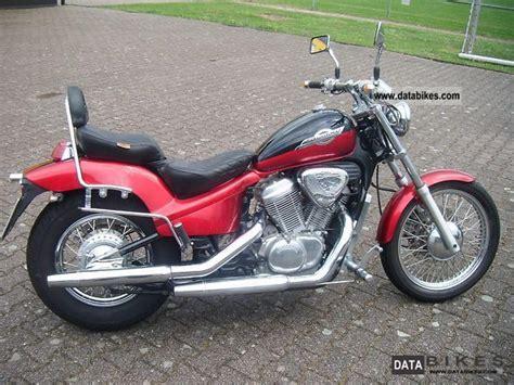 1996 Honda Vt600c Shadow