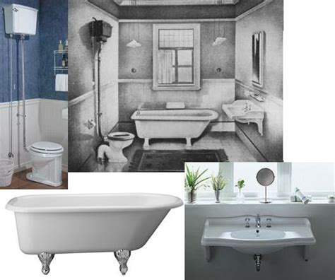 Period Bathroom Fixtures by A Guide To Edwardian Bathroom Style Authentic Period