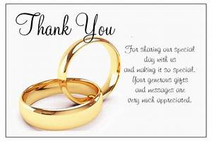 show gratitude to your loved ones with thank you cards With wedding gift thank you notes