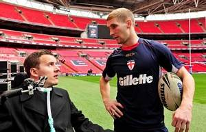 Fund-raiser Matt King honoured with OBE | Love Rugby League