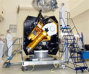 NASA - Cover Lifted from the Deep Impact Spacecraft