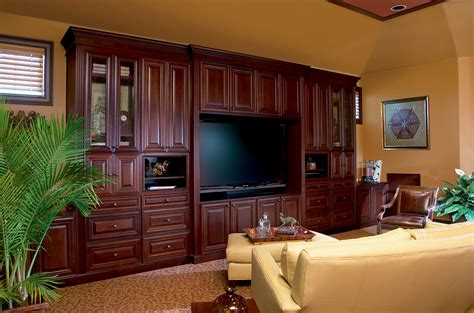 sierra vista cherry bordeaux entertainment center