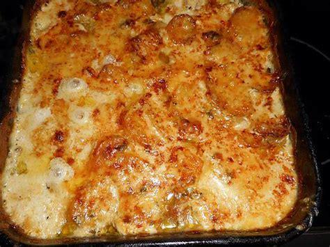 recette de gratin de pommes de terre paysan par jeanmerode