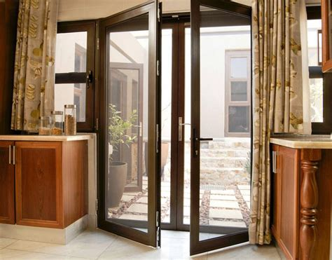 Modern Minimalist Design Modern French Doors Interior With