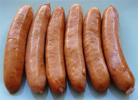 redondos arabiki hot dog sausage tasty island