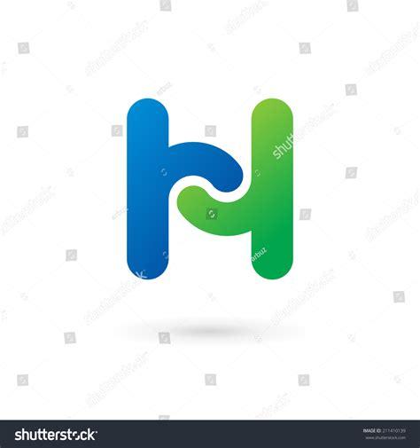 letter  logo icon design template stock vector