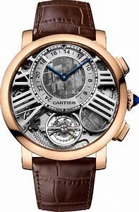 Crwhro0013 - Rotonde De Cartier Earth And Moon Watch