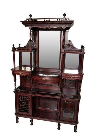 Antique Etagere by Antique Furniture Wooden Nickel Antiques