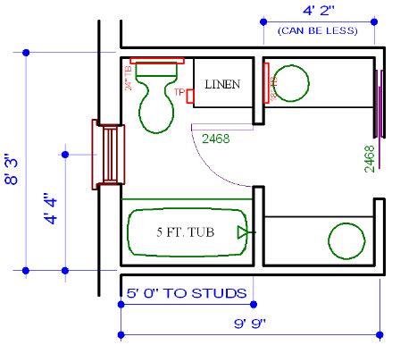 design my own bathroom pocket door dimensions