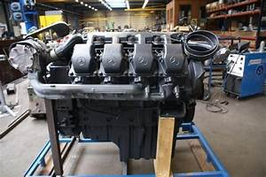Om 502 La Complete Engine