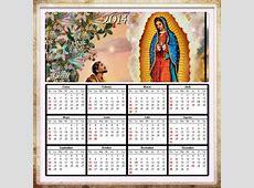 VIRGEN DE GUADALUPE Calendarios de la Virgen de Guadalupe